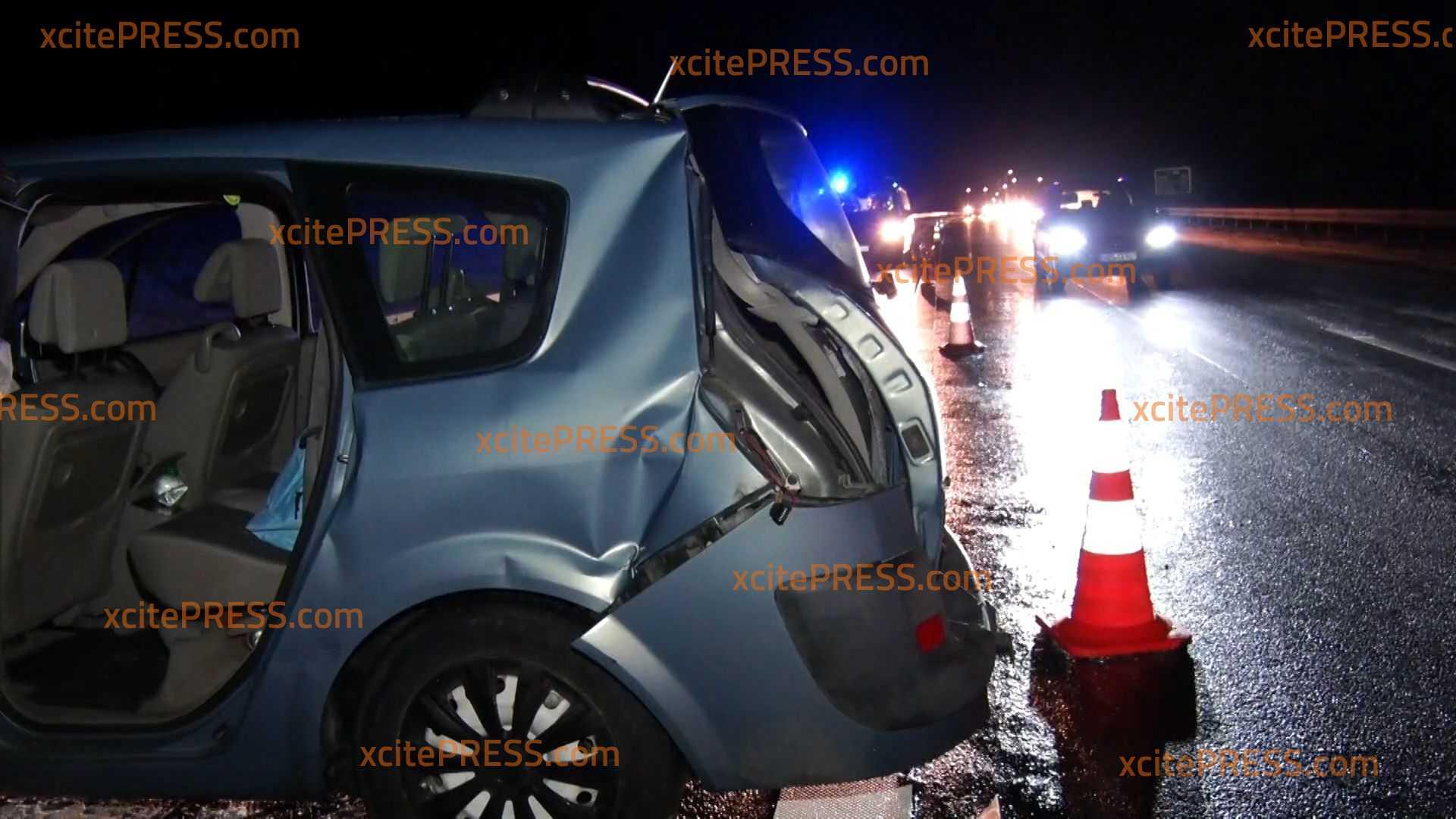 Plötzliches Glatteis führt zu Crash auf A4: Noch immer Vorsicht auf den Straßen geboten