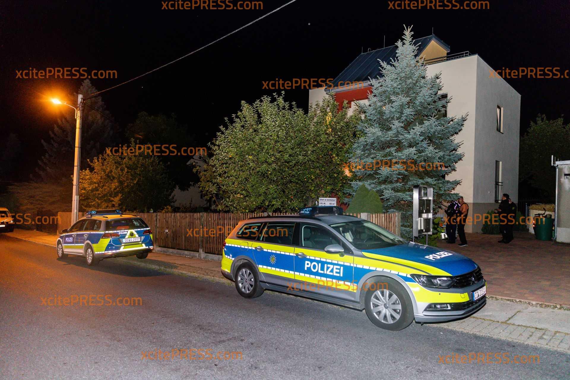 Mutmaßliche Autodiebin nach Schussabgabe gefasst: Polizei mit mehreren Kräften vor Ort gewesen
