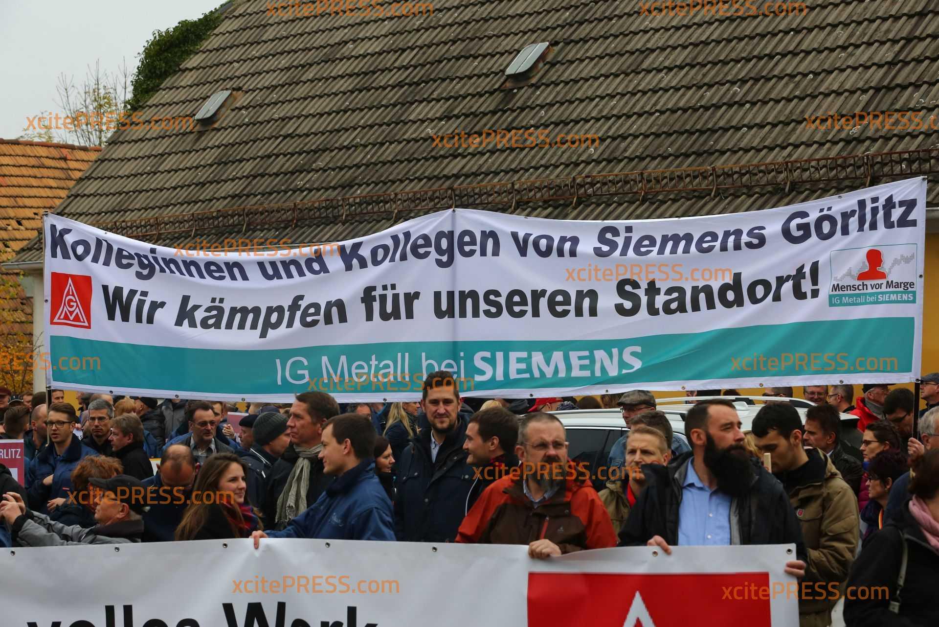 Siemens will Werke in Görlitz und Leipzig schließen: Görlitzer Siemens-Werk soll Ende 2023 geschlossen