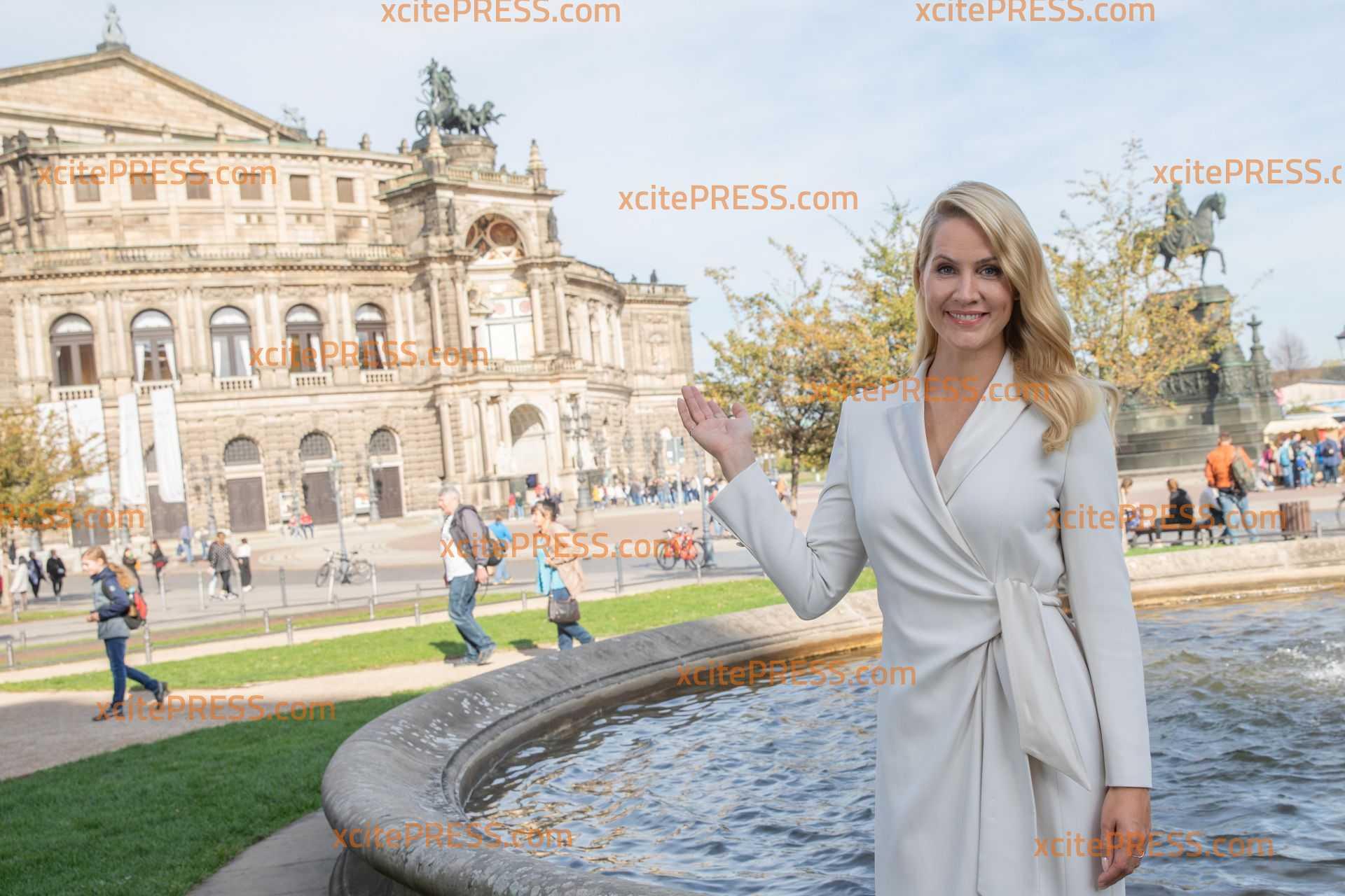SemperOpernBall 2020: Judith Rakers wird neue Moderatorin an Seite von Roland Kaiser: Rakers löst Sylvie Meis ab