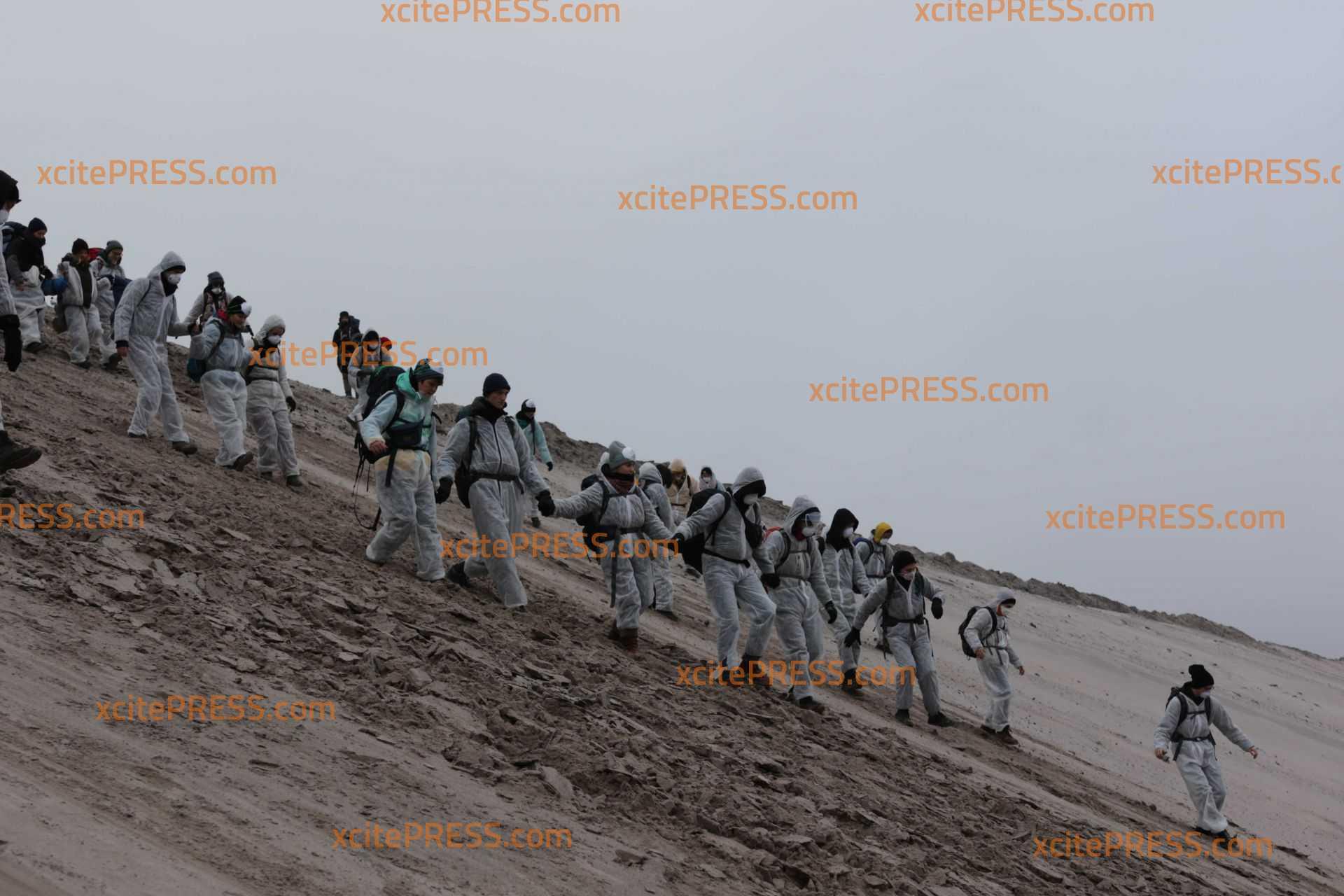 Aktivisten ziehen nach Besetzung aus Tagebau Welzow-Süd: Friedlicher Protest ohne größere Probleme