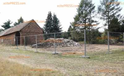 Erste Häuser in Mühlrose abgerissen: Anwohner nutzen Tag des Denkmals zum Anschauen