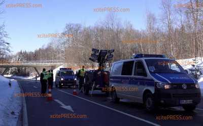 Tschechien bekommt Corona-Virus nicht in den Griff - Grenzen dicht: Bundespolizei kontrolliert Übergänge in der Lausitz