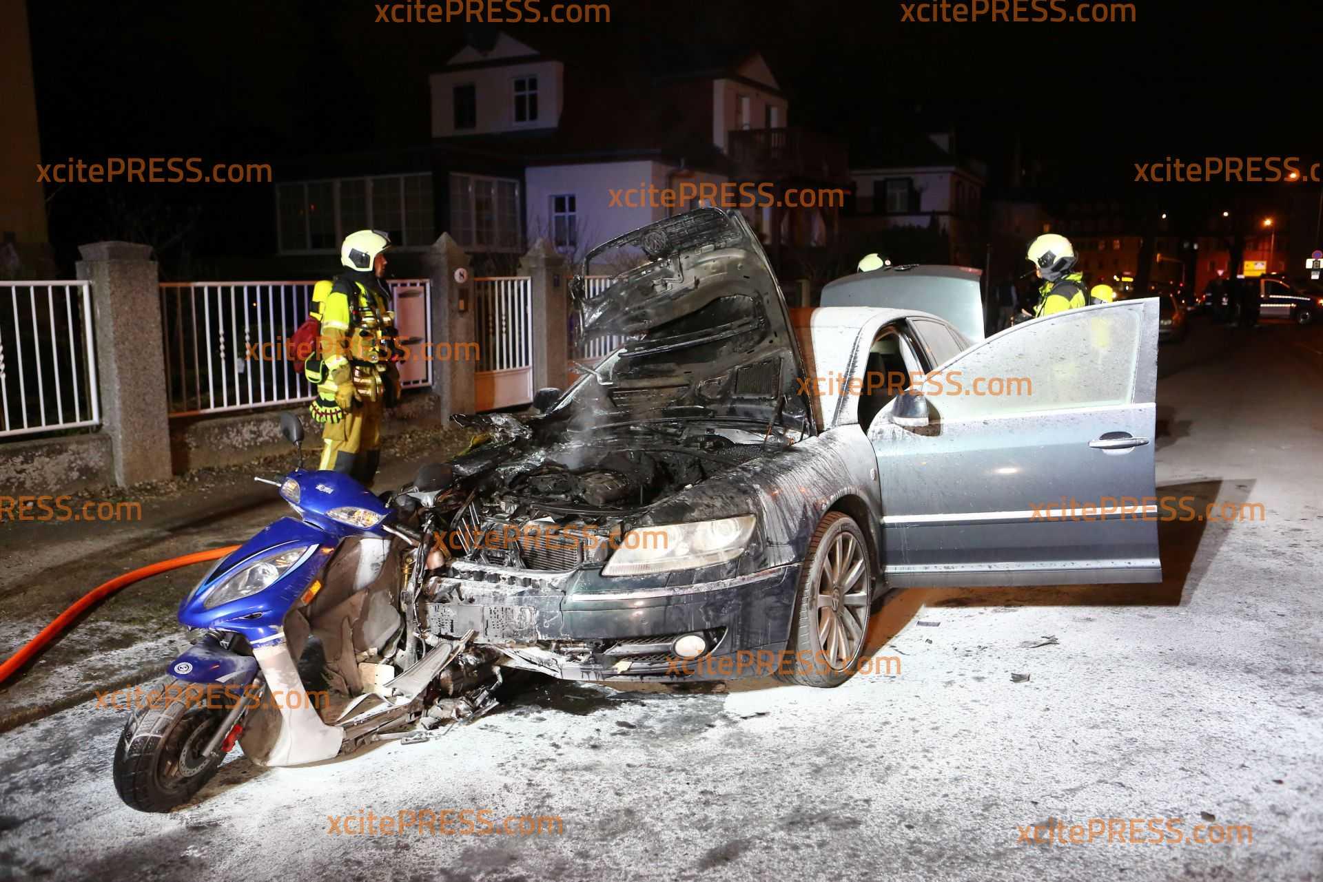 Mit 1,5 Promille! Blaufahrer (31) schleift Motorroller nach schwerem Crash 1,5 Kilometer mit: Kradfahrer (45) wird lebensbedrohlich verletzt liegen gelassen - im Krankenhaus verstorben