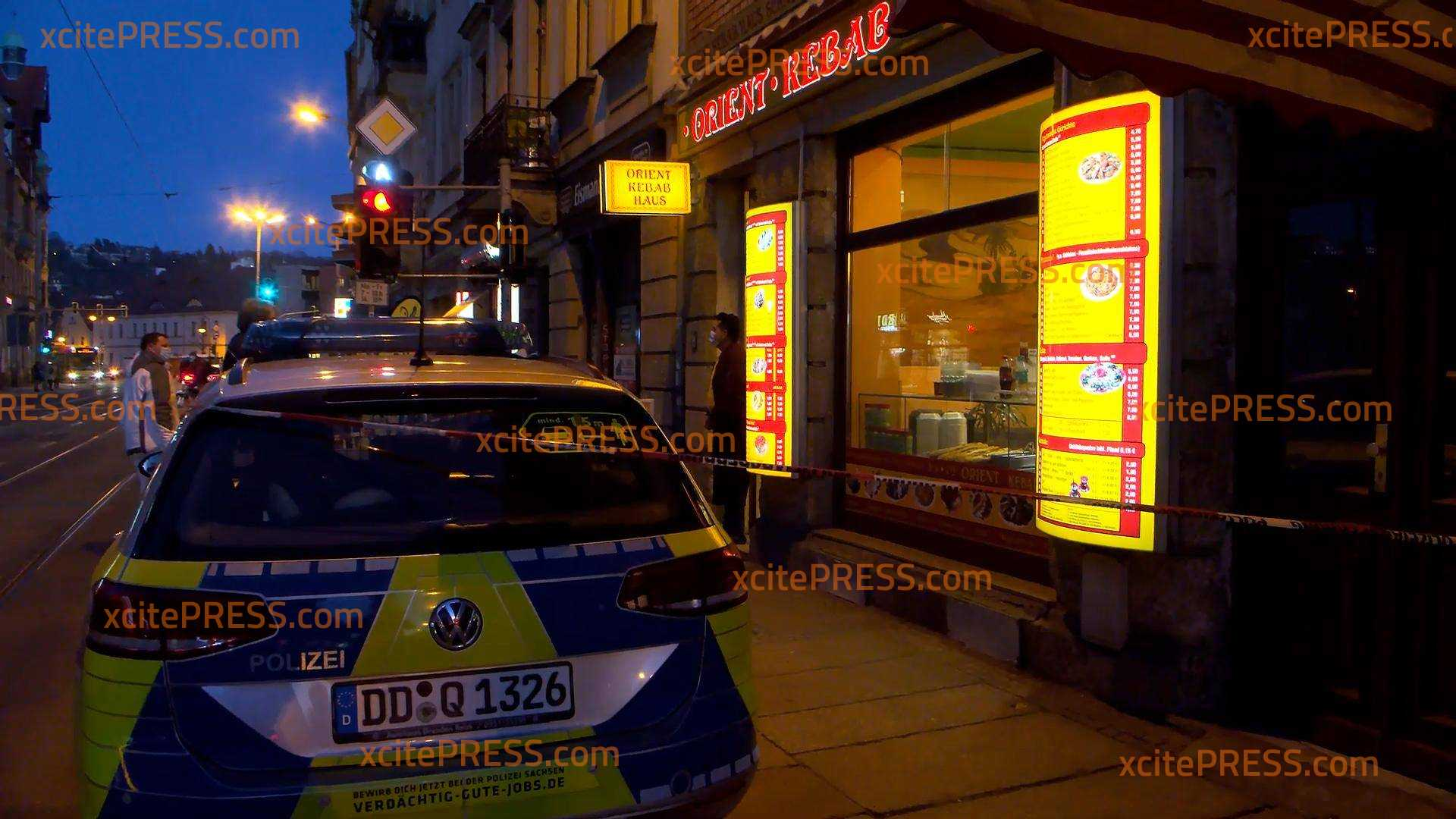 Angriff mit Molotowcocktail auf türkischen Imbiss: Täter flüchtig, Kripo ermittelt