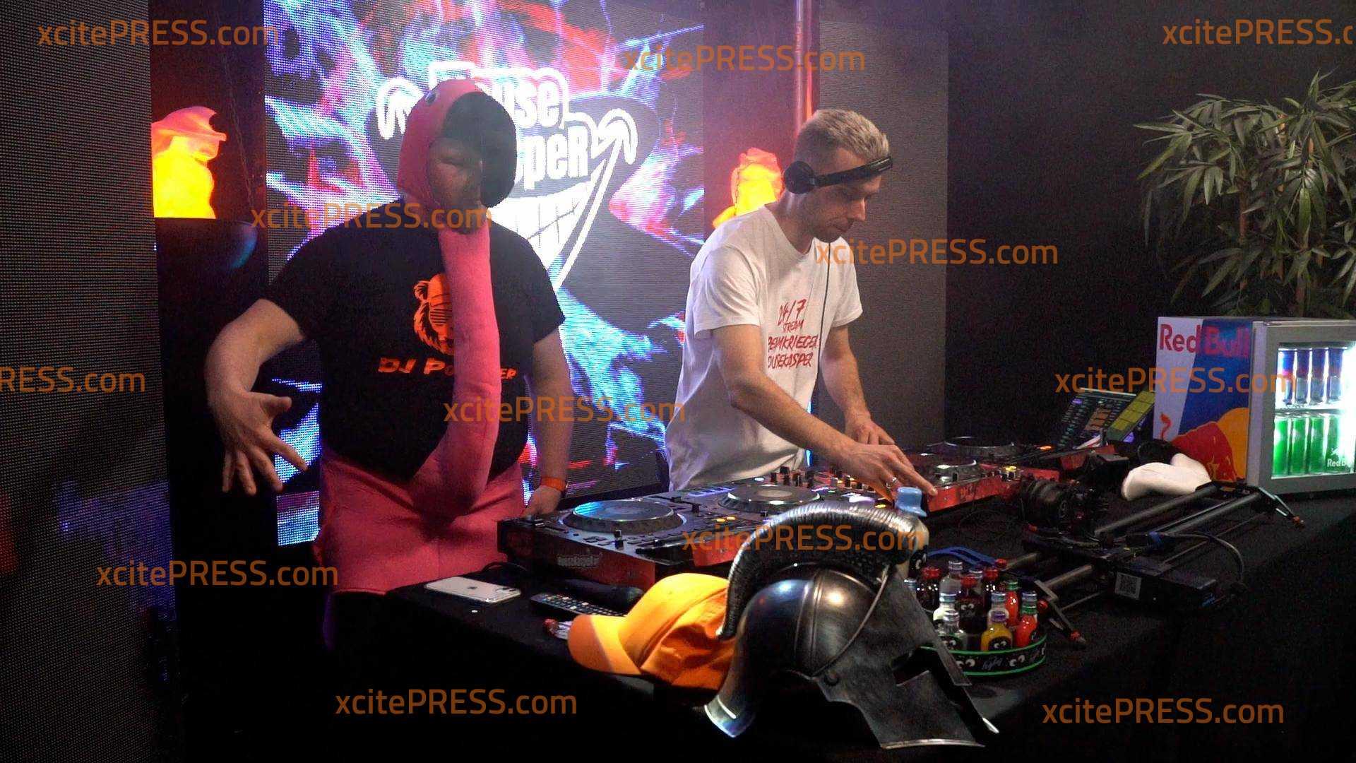 Weltrekord in Leipzig: DJs streamten in Coronazeit sieben Tage nonstop: Gegen Spenden mussten Acts kleine Aufgaben